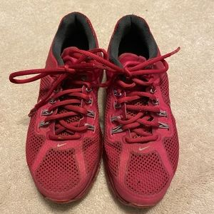 Pink Nike Air Max size 7.5